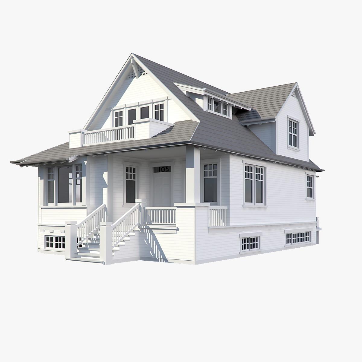 модель дома